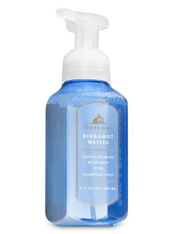 White Barn Bergamot Waters Gentle Foaming Hand Soap - Bath And Body Works