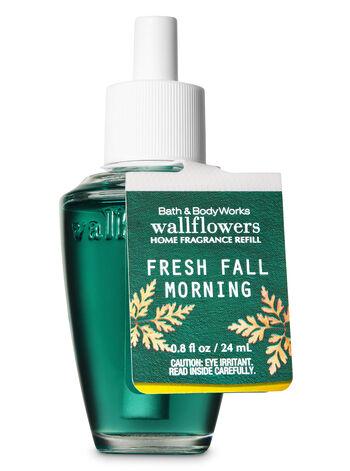 Fresh Fall Morning Wallflowers Fragrance Refill