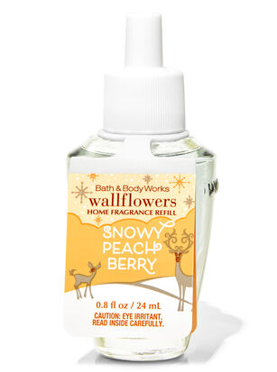 Snowy Peach Berry Wallflowers Fragrance Refill