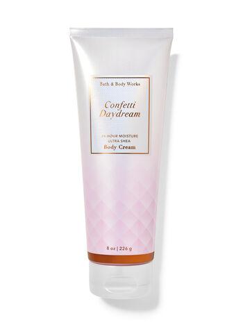 Confetti Daydream Ultra Shea Body Cream