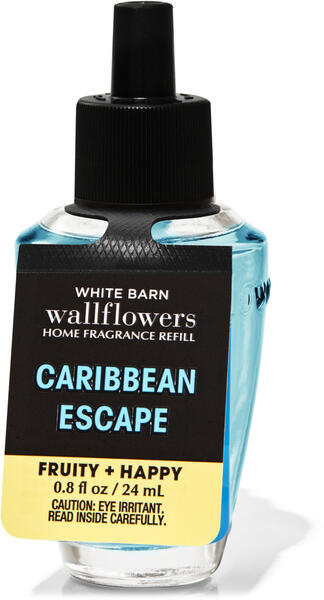 Caribbean Escape Wallflowers Fragrance Refill