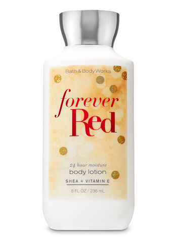 Signature Collection Forever Red Super Smooth Body Lotion - Bath And Body Works