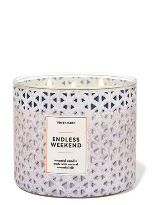 Endless Weekend 3-Wick Candle