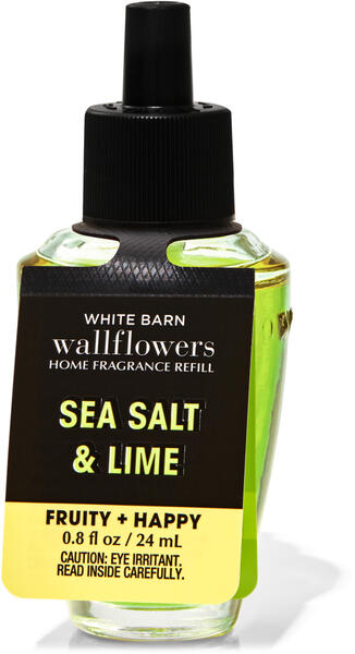 Sea Salt & Lime Wallflowers Fragrance Refill