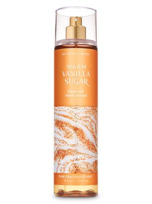 Warm Vanilla Sugar Fine Fragrance Mist