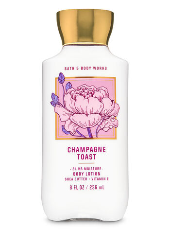 Champagne Toast Super Smooth Body Lotion - Bath And Body Works