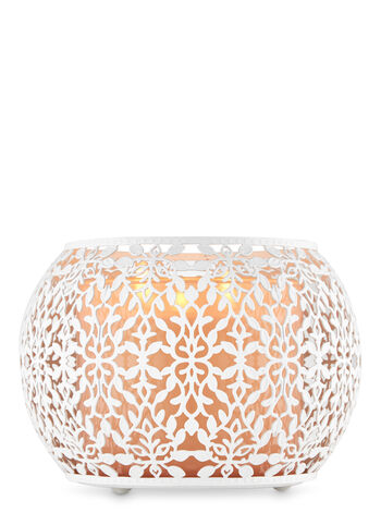 Leaf Gate 3-Wick Candle Holder - Bath And Body Works