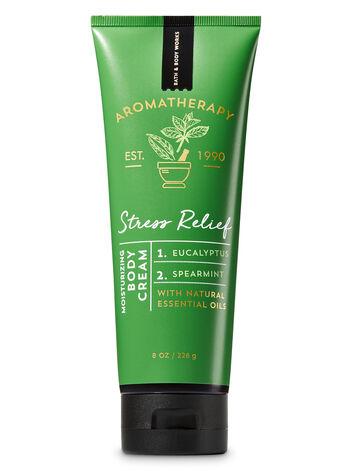 Aromatherapy Stress Relief - Eucalyptus & Spearmint Body Cream - Bath And Body Works
