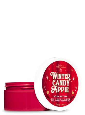 Winter Candy Apple Body Butter - Bath And Body Works