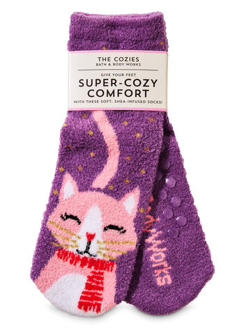 Cat Shea-Infused Socks - Bath And Body Works