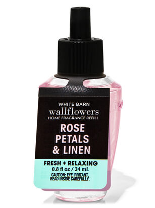 Rose Petals & Linen Wallflowers Fragrance Refill