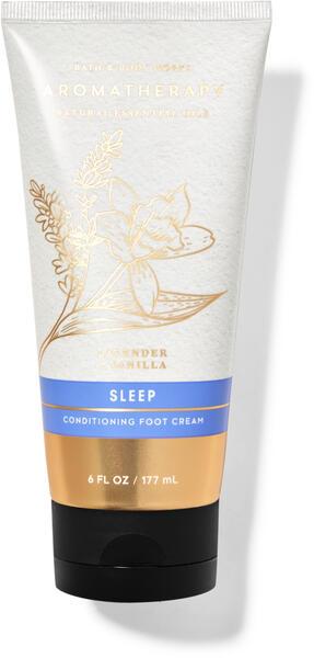 Lavender Vanilla Conditioning Foot Cream