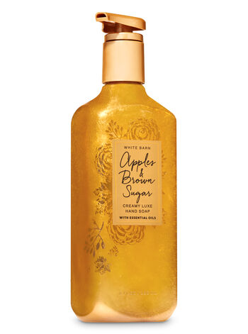 Apples & Brown Sugar Creamy Luxe Hand Soap