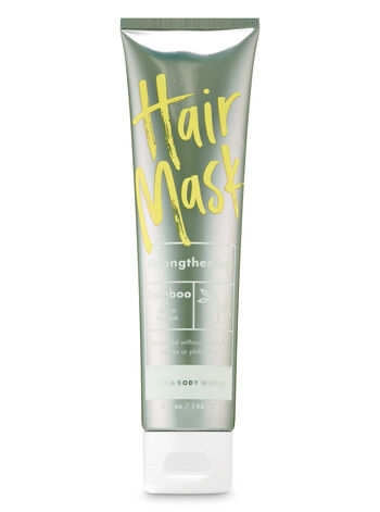 Strengthening Hair Mask - Bath And Body Works