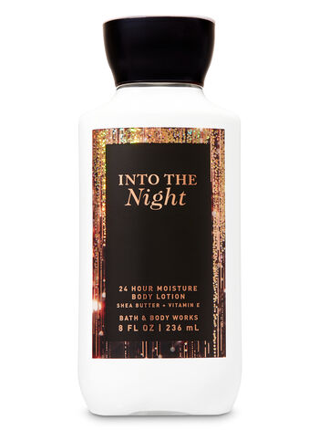 Into the Night Super Smooth Body Lotion