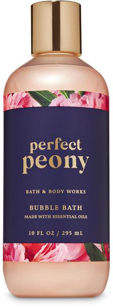 Perfect Peony Bubble Bath