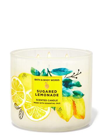 Sugared Lemonade 3-Wick Candle