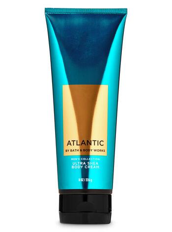 Atlantic Ultra Shea Body Cream - Bath And Body Works