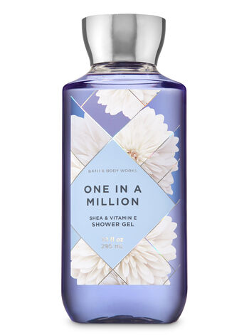 Signature Collection One in a Million Shower Gel - Bath And Body Works