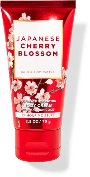 Japanese Cherry Blossom Travel Size Ultimate Hydration Body Cream