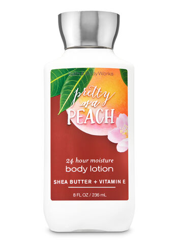 Signature Collection Pretty as a Peach Super Smooth Body Lotion - Bath And Body Works