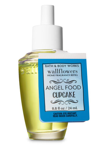 Angel Food Cupcake Wallflowers Fragrance Refill - Bath And Body Works