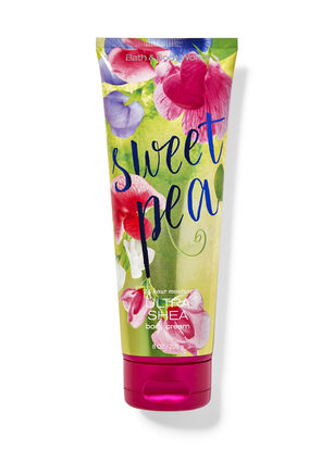 Sweet Pea Ultra Shea Body Cream