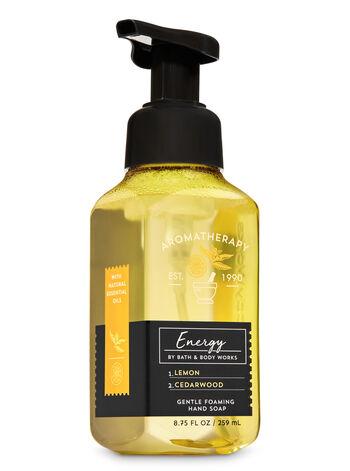 Aromatherapy Lemon Cedarwood Gentle Foaming Hand Soap - Bath And Body Works