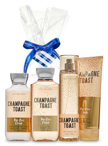 Champagne Toast Gift Kit - Bath And Body Works