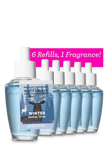 Winter Wallflowers Refills, 6-Pack