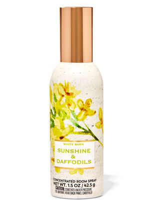 Sunshine & Daffodils Concentrated Room Spray