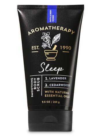 Aromatherapy Lavender Cedarwood Smoothing Body Scrub - Bath And Body Works