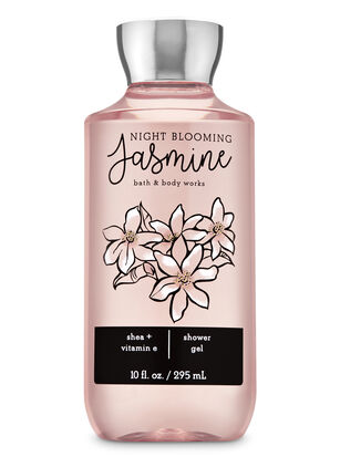 Night Blooming Jasmine Shower Gel