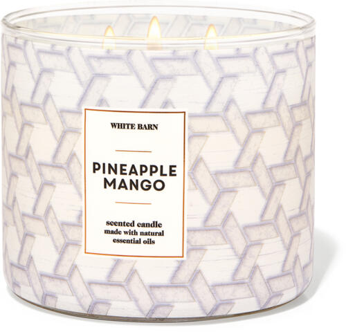 Pineapple Mango 3-Wick Candle