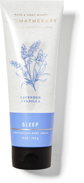 Lavender Vanilla Body Cream