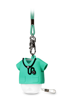 Green Medical Field PocketBac Holder