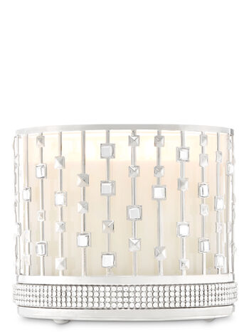 Glitz & Glamour 3-Wick Candle Holder - Bath And Body Works