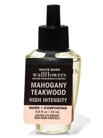 Mahogany Teakwood High Intensity Wallflowers Fragrance Refill