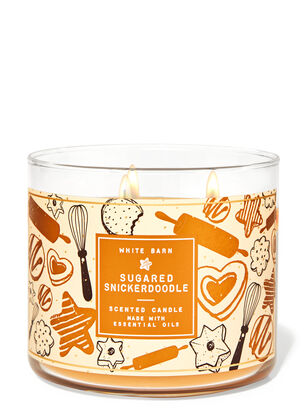 Sugared Snickerdoodle 3-Wick Candle