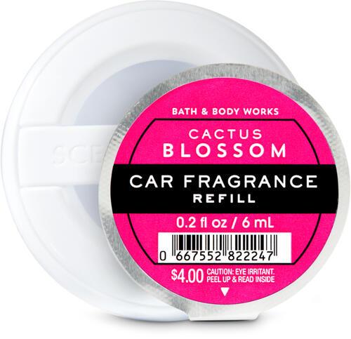 Cactus Blossom Car Fragrance Refill