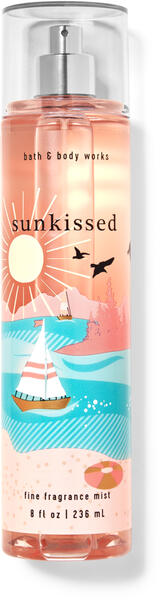 Sunkissed Fine Fragrance Mist
