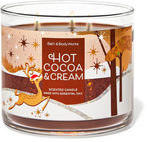 US STOCK 411g Bath /& Body Works FALL SWEET CINNAMON PUMPKIN 3-wick candle