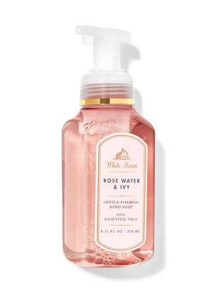 Rose Water & Ivy Gentle Foaming Hand Soap