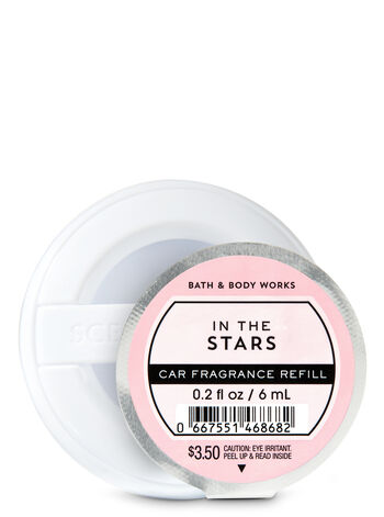 In the Stars Car Fragrance Refill - Bath And Body Works