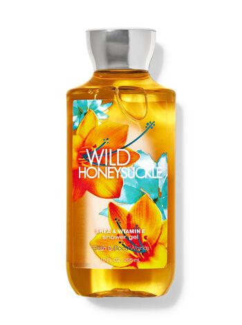 Wild Honeysuckle Shower Gel