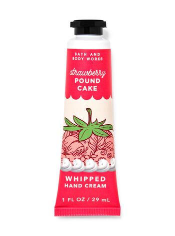 Strawberry Pound Cake Whipped Hand Cream