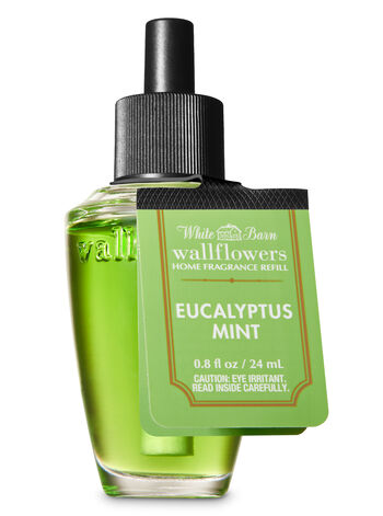 White Barn Eucalyptus Mint Wallflowers Fragrance Refill - Bath And Body Works