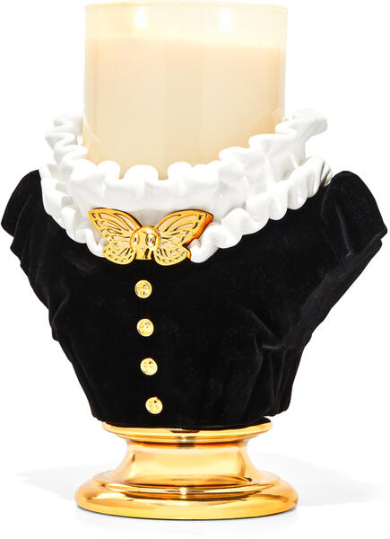 Headless Pedestal 3-Wick Candle Holder