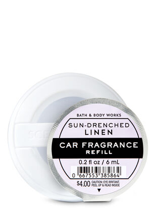 Sun-Drenched Linen Car Fragrance Refill