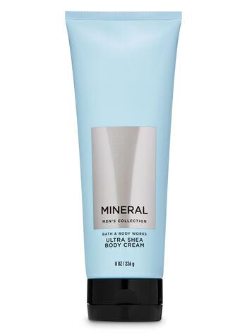 Mineral Ultra Shea Body Cream - Bath And Body Works